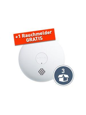 Somfy Rauchwarnmelder Somfy Protect im 3er Pack